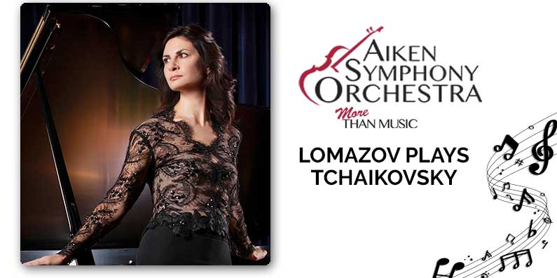 "CLASSICAL – ""LOMAZOV PLAYS TCHAIKOVSKY"""